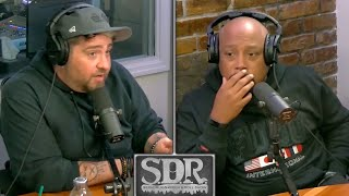 Big Jay's Pitch to Daymond John | The SDR Show (CLIP)