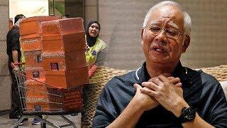 Najib Razak Blak-blakan Ungkap Sumber Uang dan Ratusan Barang Mewah Milik Keluarganya yang Disita
