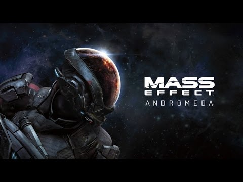 Mass Effect Andromeda Pelicula Completa Español - Todas Las Cinemáticas 1080p - Game Movie 2017
