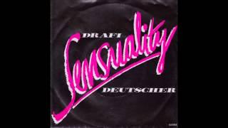DRAFI DEUTSCHER - SENSUALITY (Engl. Originalversion aus dem Jahr 1986)