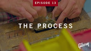 The Process: Episode 13 - How Guitar Pickups Are Wound At Gibson USA