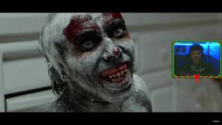 """FredyFlow Reacts to Short Horror Film , """"The Smiling Man"""""""