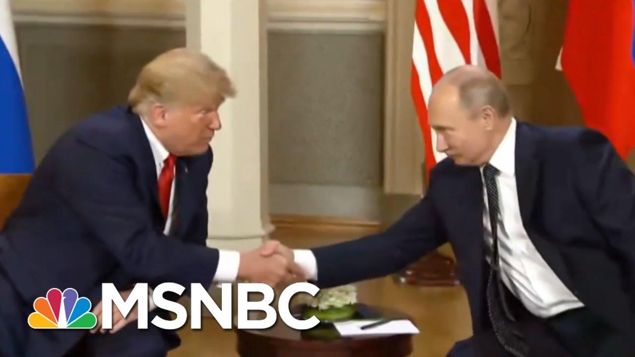 Republican Favorability Of Russian President Vladimir Putin On The Rise | Hardball | MSNBC thumbnail