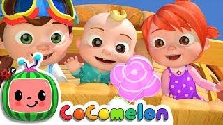 Humpty Dumpty | CoCoMelon Nursery Rhymes & Kids Songs