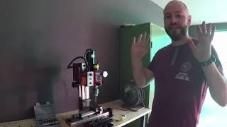 Bohr- und Fräsmaschine X 2