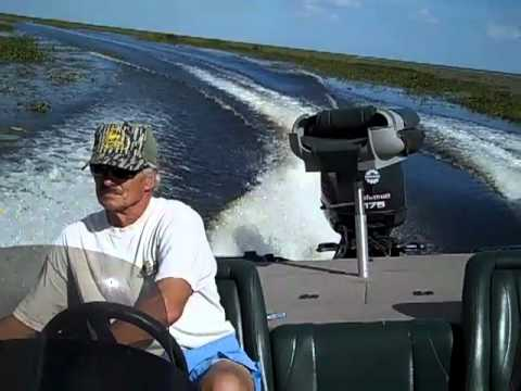 Lake Okeechobee Harney Pond Bass Fishing