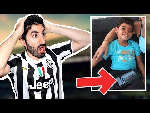 Download CRISTIANO RONALDO JR WATCHES MY VIDEOS?? HD Mp4 3GP Video and MP3