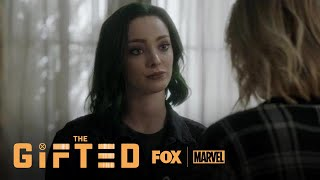 Lorna Makes An Interesting Connection | Season 1 Ep. 12 | THE GIFTED