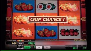 CHIP RUNNER! Zocken um die Chip Chance! Spannendes Risikospiel auf 2€ Spieleinsatz! Novoline Casino