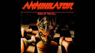 Annihilator - Second to None [HD/1080i]