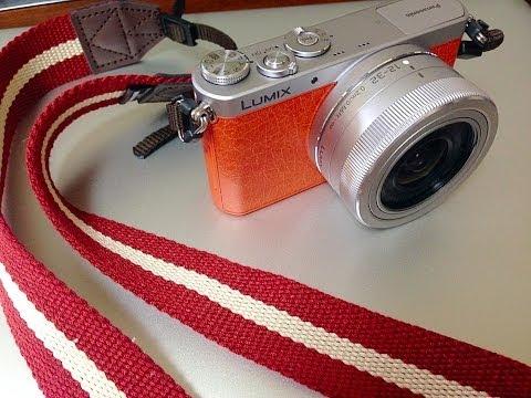 Panasonic LUMIX DMC-GM1K オレンジ 開封の儀