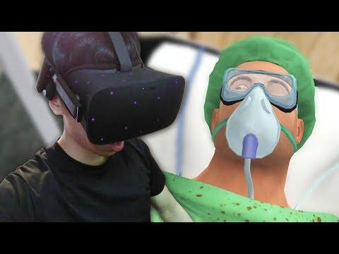 【DE JuN】VR虛擬實境- 手術模擬器
