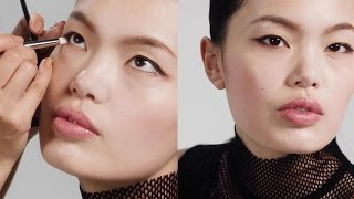HOW TO: Modern Asian Lined Eye With Ryuko Lau | MAC Cosmetics