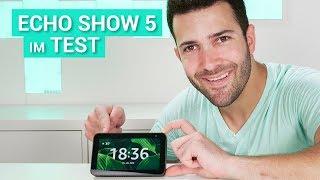 Echo Show 5 im Test – Das kann der kleine Echo mit Display im Vergleich zum 8 & 10 Zoll Modell!