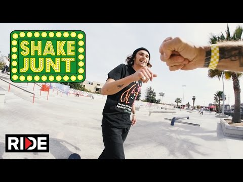 Kyle Walker Ride or Die - Shake Junt
