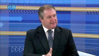 Oito em ponto: professor de direito Horácio Monteschio fala sobre as eleições 2018