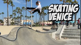 SKATING VENICE WITH THE BROS & MUCH MORE !!! - NKA VIDS -