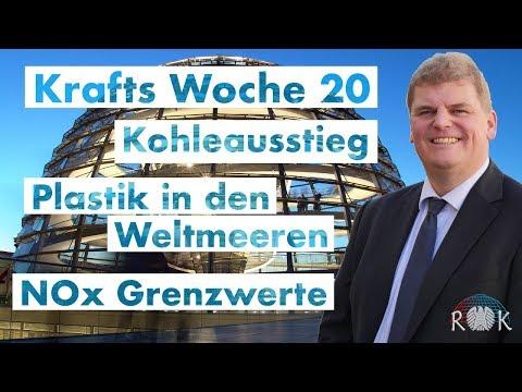 Krafts Woche 20: Bericht aus dem Deutschen Bundestag