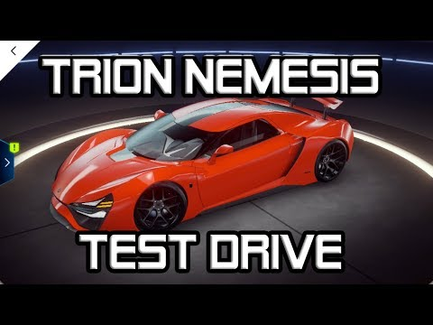 TRION Nemesis Test Drive
