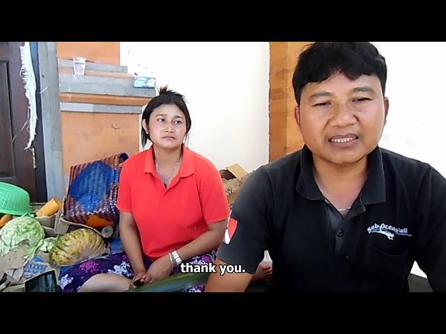 Testimoni penyintas erupsi gn agung