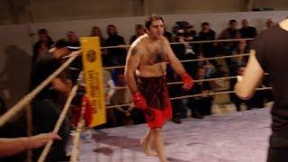 Рокки Марчиано против Узбекского боксера