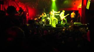 Chiodos - Love is a Cat from Hell Live (11/14/10)