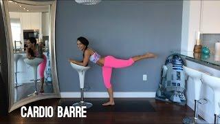 Cardio Barre Workout by Betty Rocker
