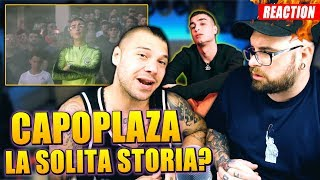 CAPO PLAZA   So Cosa Fare (prod. AVA) * REACTION * By Arcade Boyz