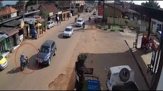 GEN. WAMALA ASSASSINATION: Assailants caught on police CCTV footage