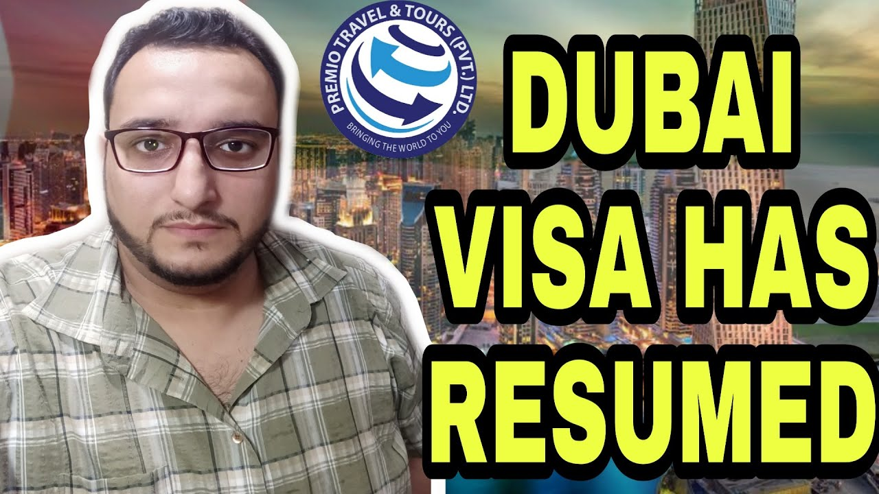 DUBAI VISA RESUMED AFTER LOCKDOWN | DUBAI VISA UPDATE JULY | DUBAI TRAVEL TIME | PREMIO TRAVELS