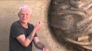 Andy Goldsworthys Earth Wall