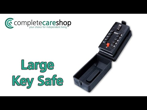 Large Key Safe - Storage For Up To 5 Yale Keys