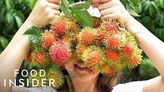 13 Extraordinary Fruits Around The World