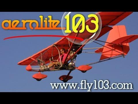 Aerolite 103 ultralight, part 103 legal ultralight aircraft from Aerolite 103, E.A.A. Sun-N-Fun 2013