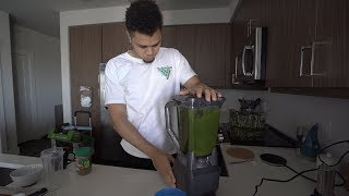 I Drank Green Smoothies For 7 Days This Is What Happened