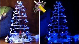ШИКАРНАЯ ЕЛКА ИЗ КАРТОНА СВОИМИ РУКАМИ🌲⛄DIY Christmas Tree