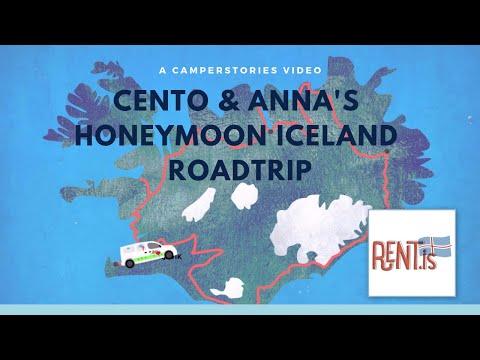 Cento & Anna's Honeymoon Iceland Roadtrip - CamperStories
