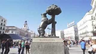 ¡Hola, Madrid! Trailer