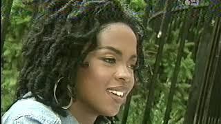 BET RAP CITY 1998    LAURYN HILL INTERVIEW