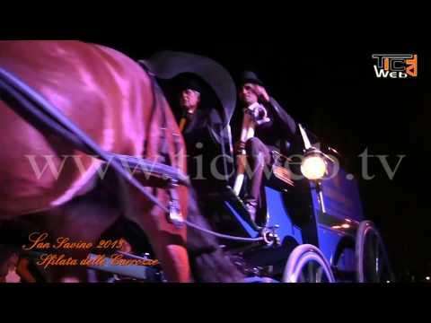 Preview video Sfilata delle Carrozze, festa di San Savino, Ivrea 2013