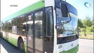 С 1 июля проезд в автобусах Великого Новгорода подорожает