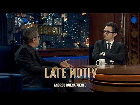 LATE MOTIV - Berto Romero. 'Fenómenos extraños'    #LateMotiv374