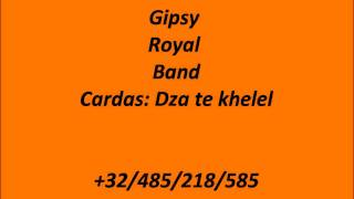 Cardas Rene Bikar Royal Gipsy Band