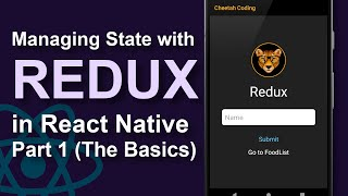 Getting Started with Redux in React Native