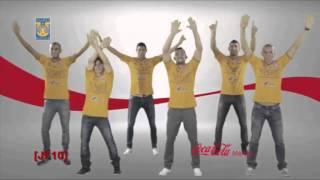 """Coca-Cola """"Te mueves tú, se mueven todos"""" - Club Tigres"""
