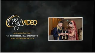 Stunning Hindu Punjabi Wedding Ceremony- Serina & Naval