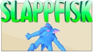 SLAPPFISK - Omegalodon