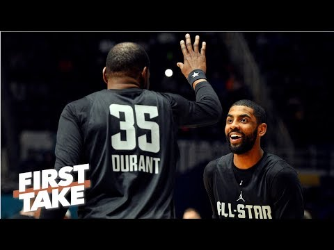 Kevin Durant and Kyrie Irving aren't signing with the Knicks – Max Kellerman | First Take