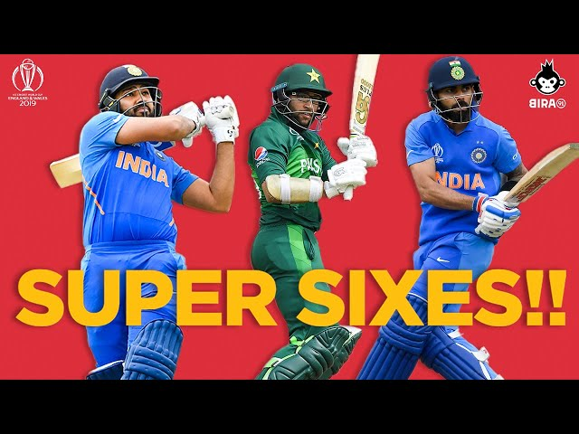 Bira91 Super Sixes! | India v Pakistan | ICC Cricket World Cup 2019