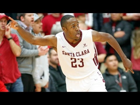 Santa Clara's Jared Brownridge Drains Game-Winning Three | CampusInsiders